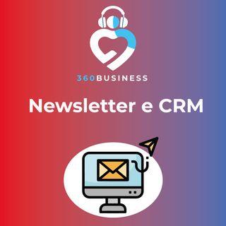 Puntata 6 - Newsletter e sistemi di CRM: verso i confini della privacy e oltre!