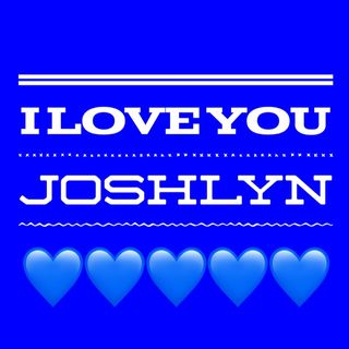 Shoutouts For My Love Joshlyn (Set #2)