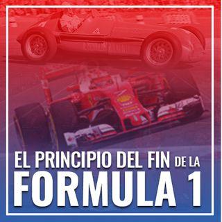 El principio del fin de la Formula 1