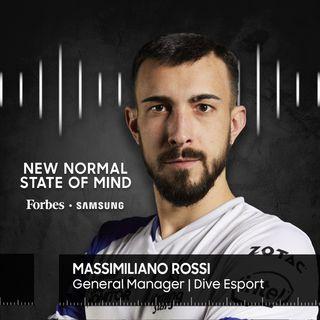 Ep.1 - Massimiliano Rossi | Co-founder di Dive Esports