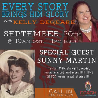 Special Episode featuring Sunny Martin