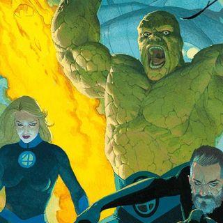 Source Material #182: Fantastic Four Comics #1 2018 (Marvel)