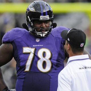 Bryant Mckinnie: Former Pro Bowl Vikings and Ravens Pro Bowler!