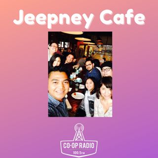 Jeepney Cafe, July 24th: Featuring Cambio & Co's Gelaine Santiago
