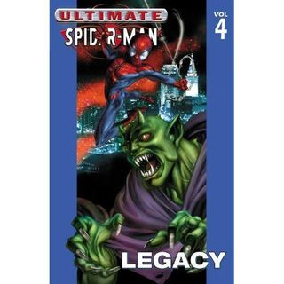 Source Material #230: Ultimate Spiderman Legacy Volume 4 (Marvel, 2002)