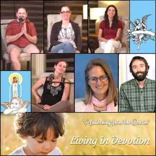 """Living in Devotion"" Panel with Erik Archbold, Susan Huculak, Marina Colombo, Linda Van De Velden and Jiska Stroes"