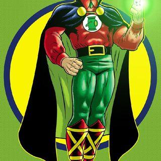 Green Lantern- Alan Scott