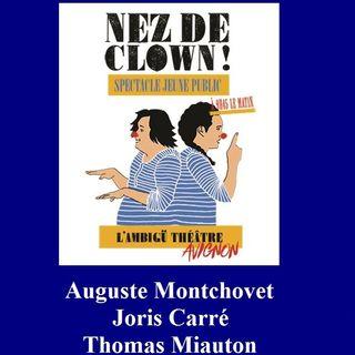 Auguste Montchovet, Joris Carré et Thomas Miauton - Entretien Off 2017