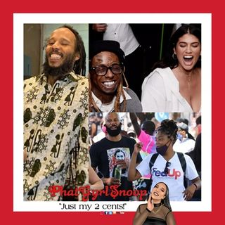 Lil Wayne Gets Dump Over Trump Support By GF/Tiffany Haddish Shuts Down Common Break-Up Rumors/Ziggy Marley Votes For The 1st Time
