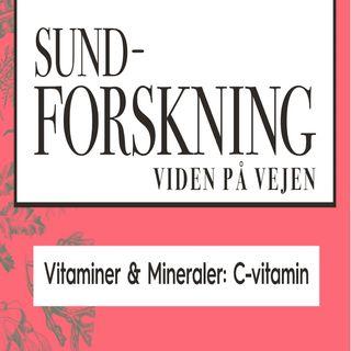 Vitaminer & Mineraler: C-vitamin