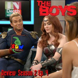 The Boys - Review: Season 2 Ep. 4
