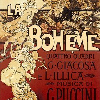 L'opera 7 - G. Puccini  La Boheme