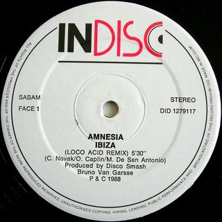 Amnesia - Ibiza (Loco Acid Remix)