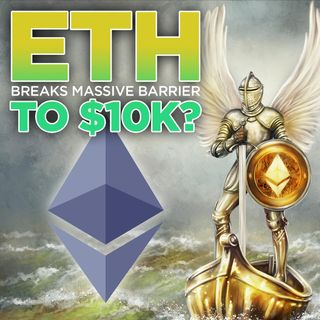 297. Critical ETH Breakthrough Point Surpassed | $10K