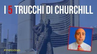 Parlare in pubblico  i 5 trucchi di Churchill
