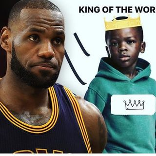 LeBron James slams H&M! Should Oprah run for President?? Cyborg vs. Nunez UFC?!