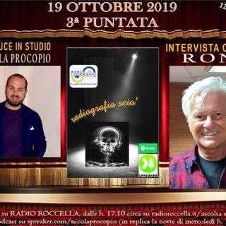 Radiografia Scio' - N.03 del 19-10-2019