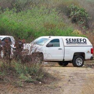 Encuentran 11 cuerpos en una fosa en Uruapan