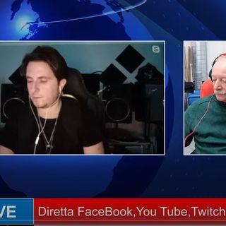 Diretta FaceBook,You Tube,Twitch con   Mr. JACK