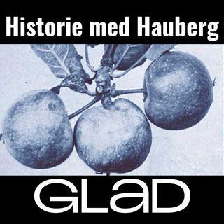 RADIO GLAD - Historie med Hauberg