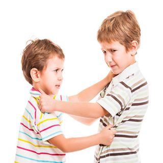 Comportamiento agresivo en niños