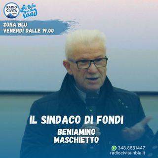 Covid e violenza giovanile, L'intervista al sindaco di Fondi Beniamino Maschietto