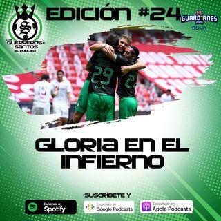 Ep24: Gloria en el infierno | J11 |  Guard1anes 2020
