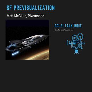 Matt McClurg On Previz