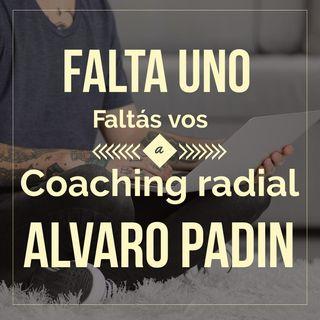Coaching radial junto a Alvaro Padin