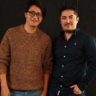 T2 ep.3 Cine y búsqueda | Conversaciones con Armando Espitia y José Luis Fajardo
