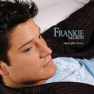 Frankie Negron Salsa King Gets Real!