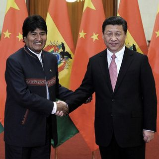#13 Bolivia's President Sells Out to China