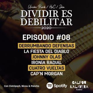 Dividir es Debilitar #08