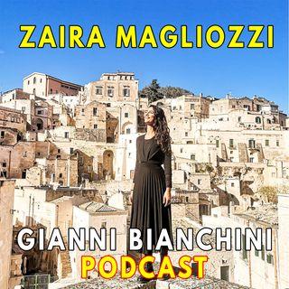 In viaggio con Zaira Magliozzi