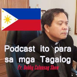 Podcast para sa mga Tagalog