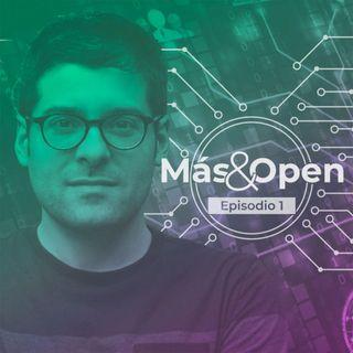 Más & Open con José Miguel Parrella – Introducción