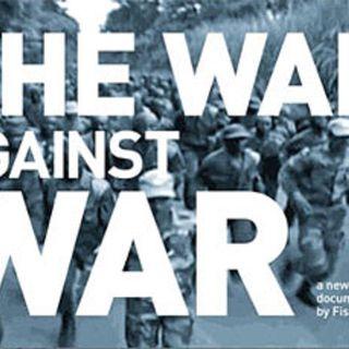 WAR AGAINST WAR + INTEL