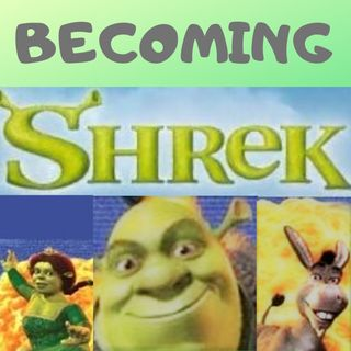 Becoming Shrek!!!