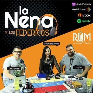 """La Nena y Los Federicos -T002 EP001 """"Ángulos y Posiciones para celebrar el 14 de Febrero"""""""