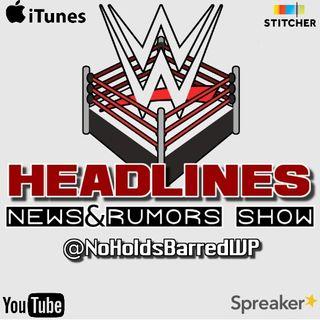 WWE HEADLINES - Episode #1