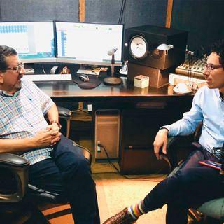 Curso intensivo de locución con Jorge García, la voz de Fox