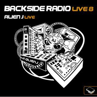 Backside Radio Live8_ Alien J