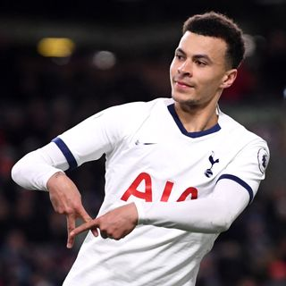 Alli rescues point for Spurs