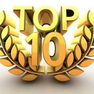 Top 10 Música Mais Tocadas
