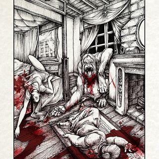 Season 3:  Episode 104 - Murders in the Rue Morgue