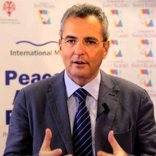 Intervista a Marco Impagliazzo, presidente della Comunità di Sant'Egidio