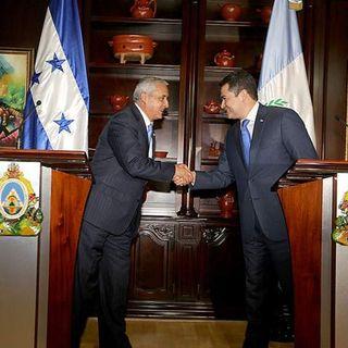 Honduras, Guatemala establish joint anti-drug force