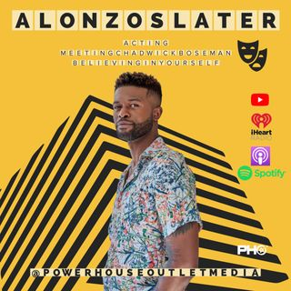 Alonzo B. Slater on Acting, His Encounter with Chadwick Boseman and Ways to Break into the Industry!
