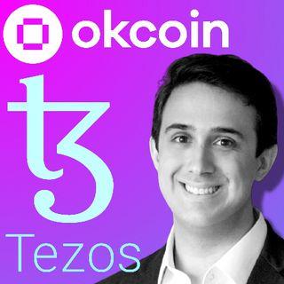 Arthur Breitman Co-founder of Tezos Interview - XTZ Coin, Staking, USDC and McLaren NFTs on Tezos