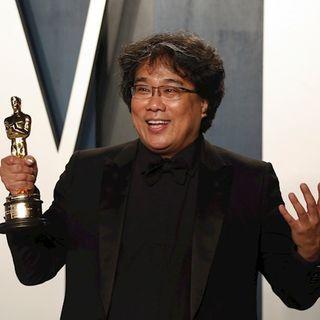 Se corona 'Parásitos' en la edición 92 del Óscar